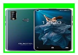 BEST BUY Phone C17 Pro, 4 GB 64 GB, Dual Triple Kameras, Face ID Fingerprint Identification, 6,35 Zoll Pole Kerbe Bildschirm Android 9.0 Pie MTK6763 Octa Core bis zu 2,0 GHz, Netzwerk 4G, Doppel SIM (Gr�n review 425