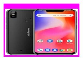 BEST SELLER 4G LTE Handys ohne vertrag, Ulefone S10 Pro 5,7' Entsperrte Smartphone 2 GB 16 GB, Gesichts und Fingerabdruck ID, Android 8.1 MTK6739WA Quad Core Mit WiFi OTG, Dual SIM (Schwarz) review 549