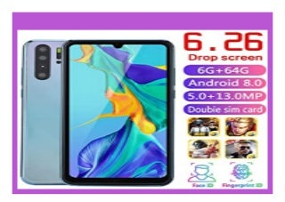 Best seller P30 pro Smartphone 6GB RAM 64GB interner Speicher, 6.28 Zoll 3600mAh Akku HD Vollbild Gesicht Fingerabdruckerkennung Wassertropfen Bildschirm Smartphone, Android 8.0 Betriebssystem(100 240 V)(EU) review 357