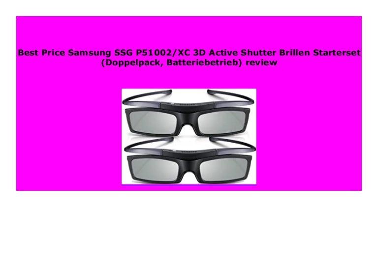 Best Seller Samsung Ssg P51002 Xc 3d Active Shutter Brillen Starterse