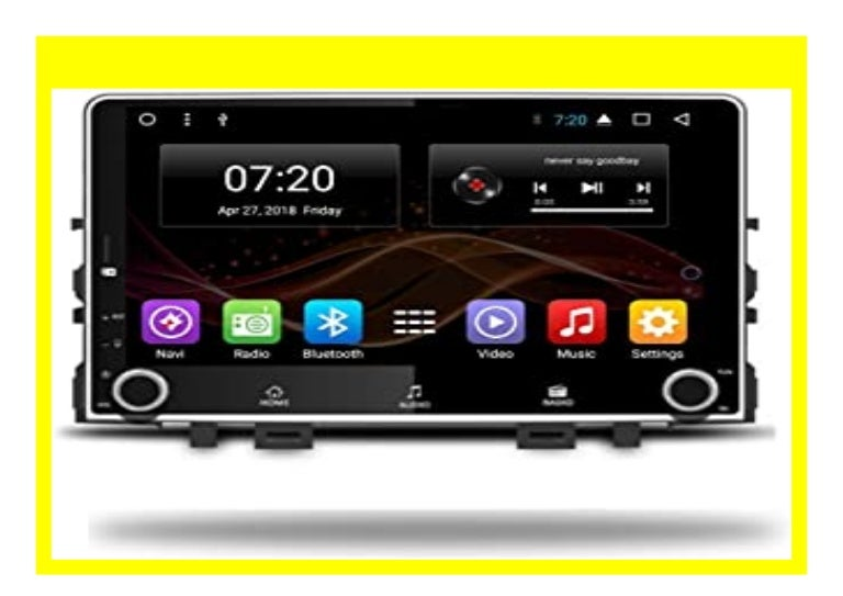 Best Buy 2 5d Ips Android 7 1 Car Dvd Radio Gps Navigation For Kia Ri