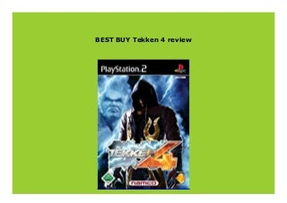 HOT SALE Tekken 4 review 868
