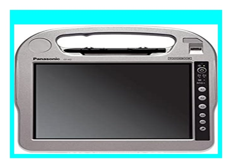Best Buy Panasonic Toughbook H2 128 Gb 4 G Silber Tablet Volle Gr
