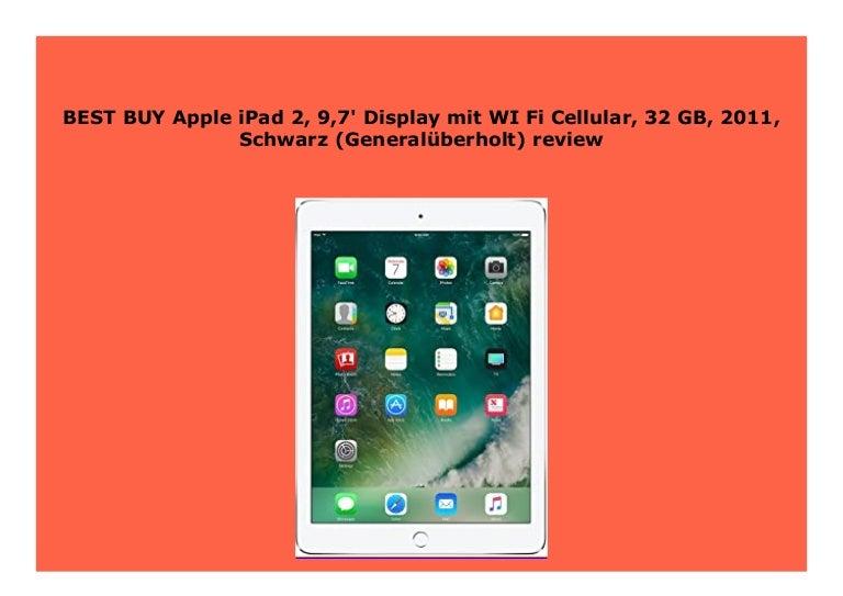 Best Buy Apple Ipad 2 9 7 Display Mit Wi Fi Cellular 32 Gb 2011