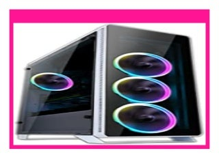 Best seller Sahara PC Geh�use (P35 SYNC 4�x Pirate True RGB L�fter, wei�) review 935