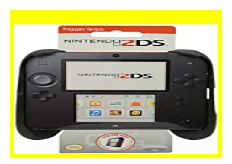 Best Buy 2ds Trigger Grip Review 725