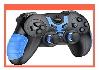 HOT PROMO Android Controller, BEBONCOOL Wireless Game Controller Gamepad Handy Controller f�r Android Handy/Tablet/TV Box/Gear VR/Emulator review 428