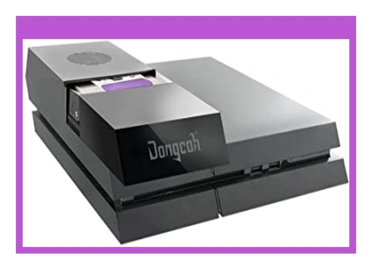 Big Discount Ps4 Hard Drive Upgrade Cover 4tb Dongcoh Game Bar For