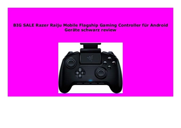 Big Sale Razer Raiju Mobile Flagship Gaming Controller F R Android Dilerseniz uygulamayı kullanabilir veya steam dışındaki pc oyunları için adaptörle takılabilirsiniz. slideshare