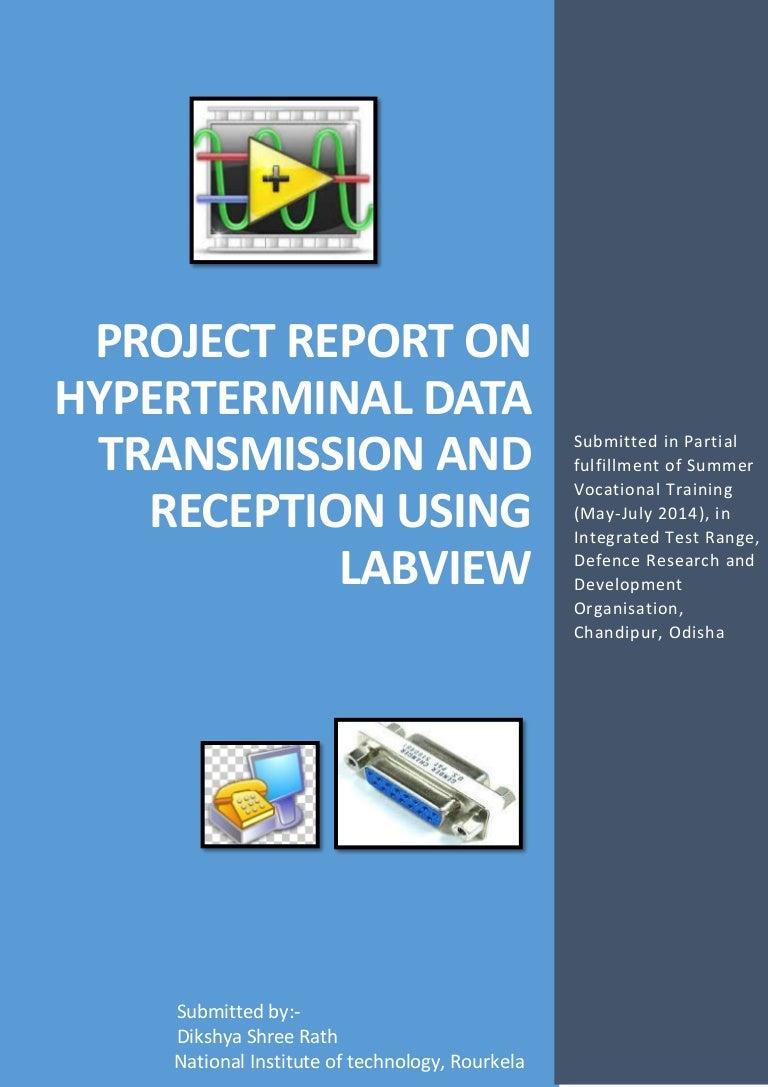 DRDO PROJECT REPORT1