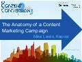 The Anatomy of Content Marketing Campaign