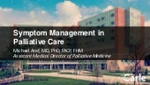 Symptom Management in Palliative Care