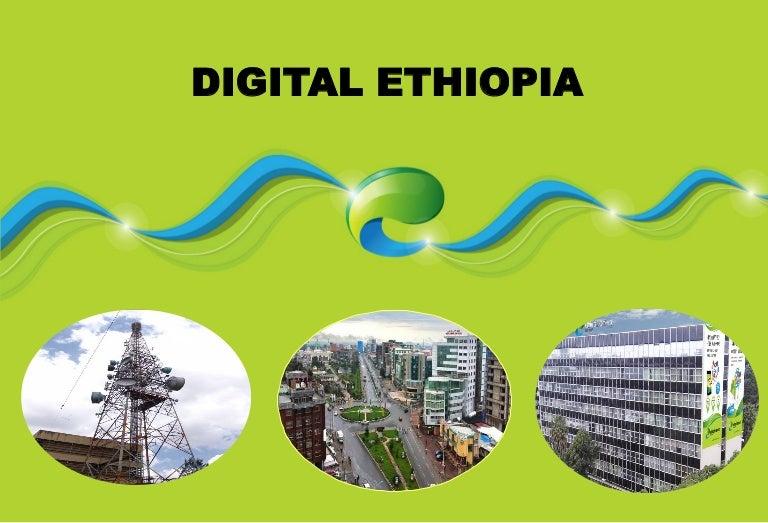 Digital ethiopia iad 2018 addis ababa ethiopia