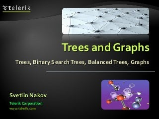 17. Trees and Graphs