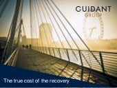 The True Cost of Recovery
