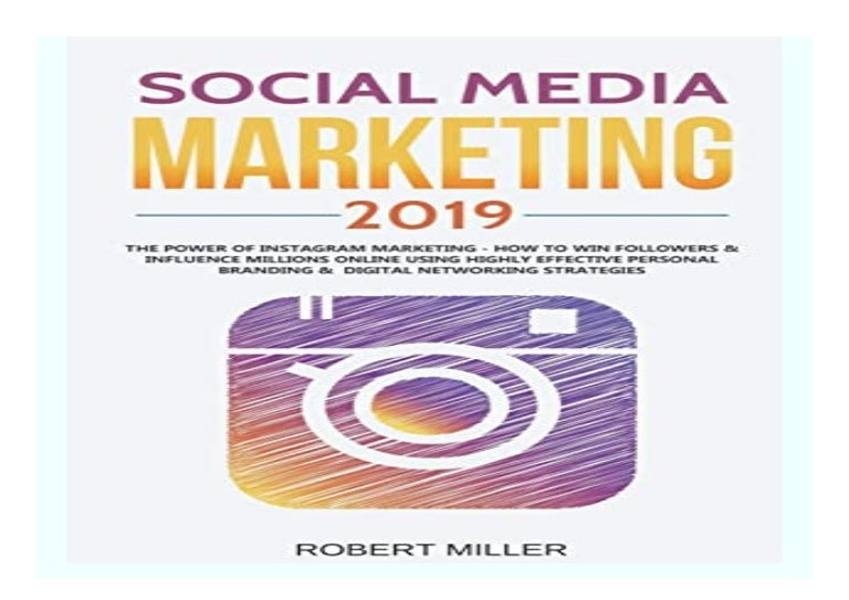 Social Media Marketing 2019 The Power of Instagram Marketing - How to…