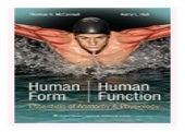 Human Form, Human Function  Essentials of Anatomy  amp  Physiology  Point  Lippincott Williams  amp  Wilkins   book 994