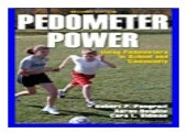 Pedometer Power  Using Pedometers in School and Community book 424