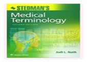 Stedman  39 s Medical Terminology book 633