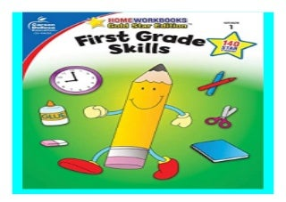 First Grade Skills Gold Star Edition Home Workbooks book 912