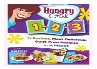 Hungry Girl 1-2-3 The Easiest, Most Delicious, Guilt-Free Recipes on the Planet book 134