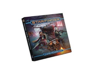 Starfinder Roleplaying Game Starfinder Core Rulebook Job
