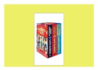 The Blockbuster Baddiel Box The Parent Agency The Person Controller AniMalcolm Perfect