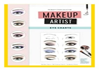 Makeup Artist Eye Charts the. Beauty Studio Collection book 984
