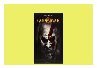 The Art of God of War III The Art of the Game Perfect
