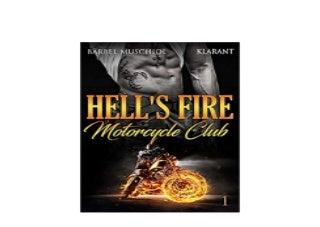 Hells Fire Motorcycle Club 1 Fighting Rockers Nice