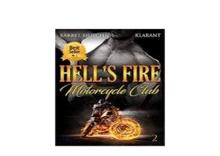 Hells Fire Motorcycle Club 2 Fighting Rockers Nice