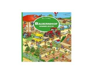 Bauernhof Wimmelbuch Kinderbucher ab 3 Jahre Bilderbuch ab 24 Nice