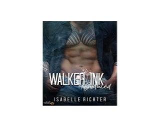 Walker Ink Seduced Walker Ink Reihe Band 3 Nice