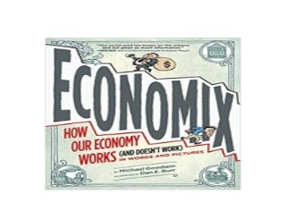 Economix How and Why Our Economy Works and Doesnt Work in Words and Pictures Nice