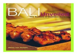 Bali Unveiled The Secrets of Balinese Cuisine book 174