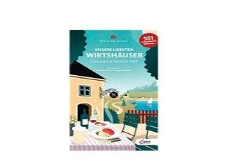 ServusWirtshausfuhrer 2019 350 ausgewAhlte GasthAuser in Osterreich Sudtirol Nice