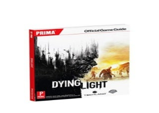 Dying Light Prima Official Game Guide Nice