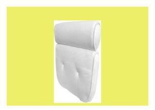 Bester Rabatt HAC24 Badewannenkissen Nackenkissen Weiß Wannenkissen Kopfkissen Polyester Badekissen Kopfstütze Badewannen Kissen