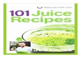 101 Juice Recipes book 2257