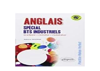libre 3pub~ Anglais Spcial BTS Industriels Pratice Makes Perfect Avec Fichiers Audio