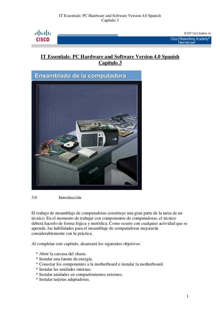 Atractivo Reanudar Habilidades De Hardware De Computadora ...
