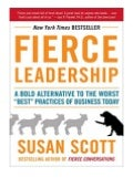paperback$@@ Fierce Leadership A Bold Alternative to the Worst 034Best034 Practices of Business Today review ^^Full_Books^^