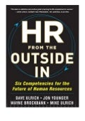 Read_EPUB HR from the Outside In Six Competencies for the Future of Human Resources review *E-books_online*