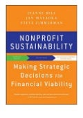 ^^[download p.d.f]^^@@ Nonprofit Sustainability Making Strategic Decisions for Financial Viability review 'Full_Pages'