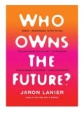 hardcover_$ Who Owns the Future? review *E-books_online*