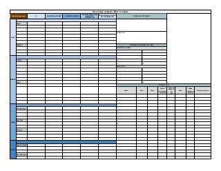DRAFT   Root Cause Analysis (RCA) Template   RCA