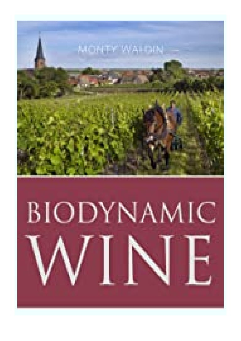 Free Ebook full populer_ Biodynamic wine (Classic Wine Library) review ([Read]_online)