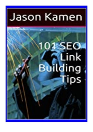 top book_ 101 SEO Link Building Tips review 'Read_online'
