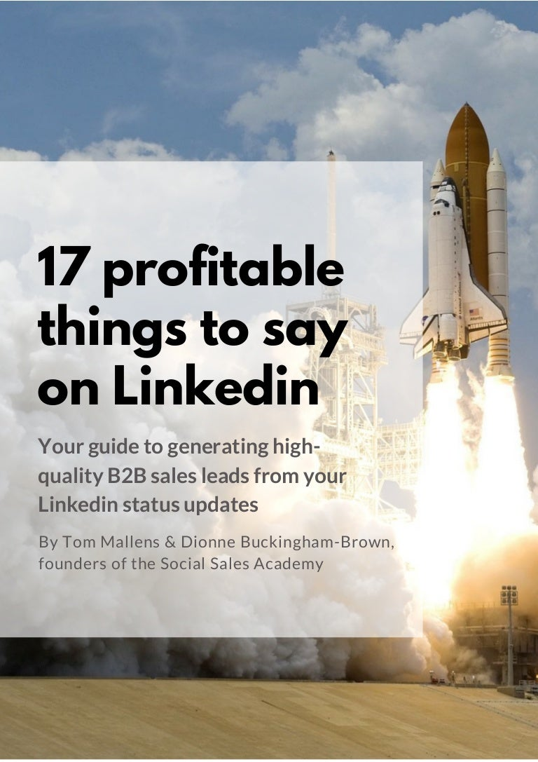 17 Things That I Would Tell My Future 17 Year Old Daughter: 17 Profitable Things To Say On Linkedin
