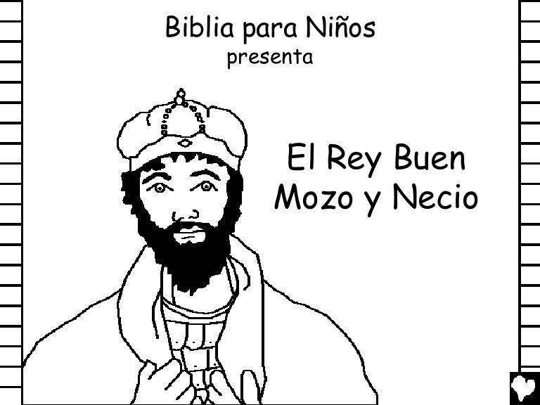 Manualidad El Rey Salomon: 18